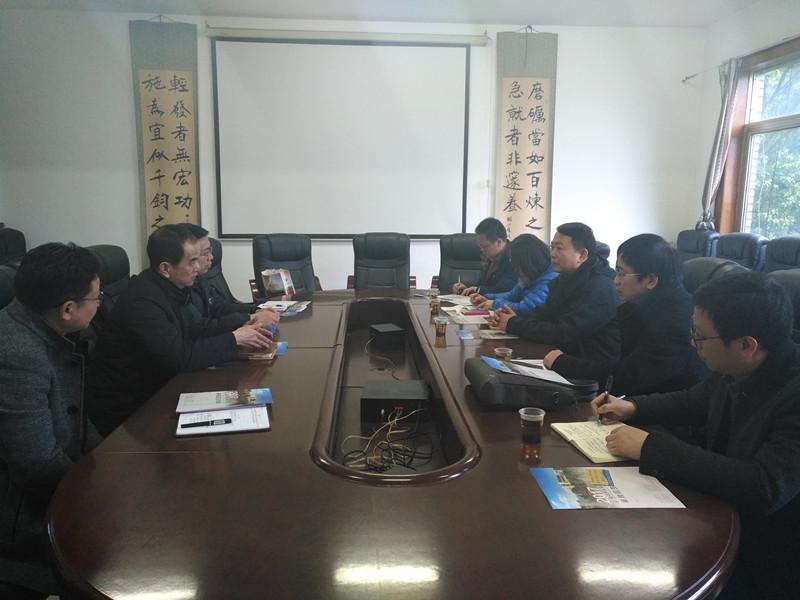 湖南科技职院领导来我校开展中高职衔接座谈会