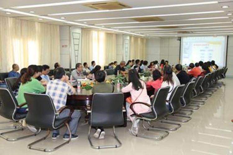 我校赴广东省江门市第一职业技术学校开展德育考察学习