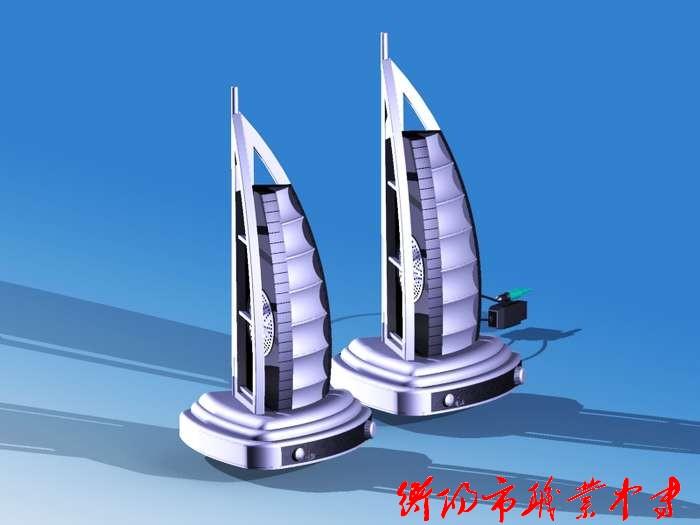 2012科技节作品展