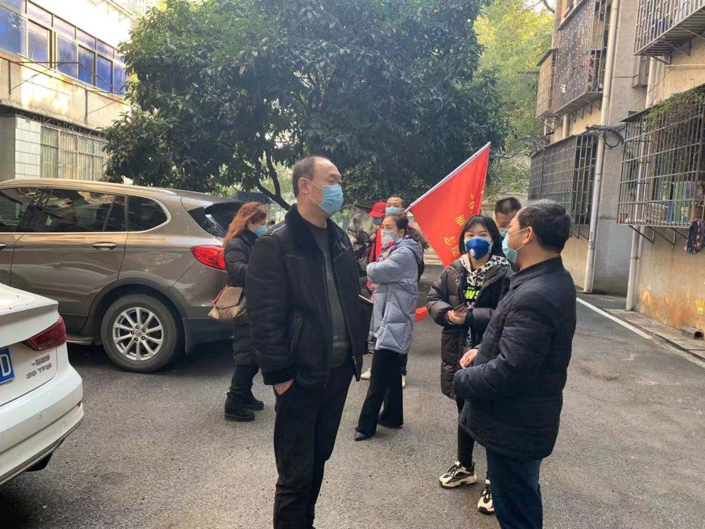 衡阳市职业中等专业学校众志成城防控新型冠状病毒